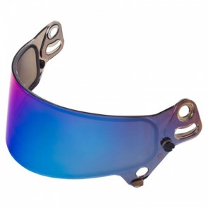 BELL Visor, Anti Fog, SE07, Blue Mirror