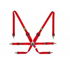 OMP DA0205HSL 6 Point Harness