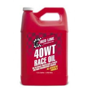 Red Line 40WT Race Oil (15W40) Gallon