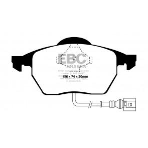 EBC Brakes Bluestuff Brake Pads (Front, DP51330NDX)