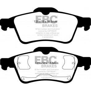EBC Brakes Ultimax Brake Pads (Rear, DP1354)