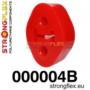 Strongflex 000004B: Exhaust mount hanger 36mm
