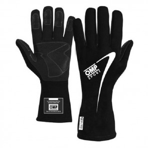 OMP Racing Sport FIA gloves