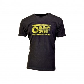 OMP Black T-Shirt