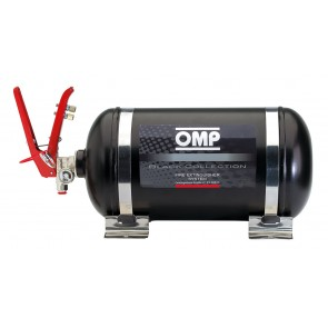 OMP Extinguisher system, manual, 4.25lt