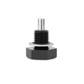 Mishimoto MAGNETIC OIL DRAIN PLUG M14 X 1.5, BLACK