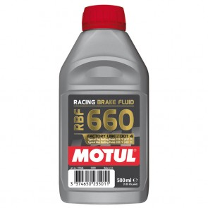 Motul RBF 660 - 500 ml Brake Fluid