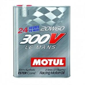 Motul 300V Le Mans 20W60 Racing Oil 2L ESTER Core®