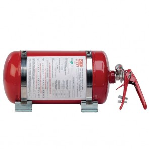 OMP Sport Mechanical 4.25 Ltr Fire Extinguisher Kit
