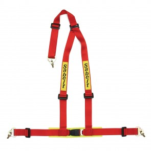Sabelt Clubman 3-point Snap-hook Harness