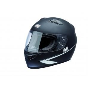 OMP Circuit Helmet (Matte Black)