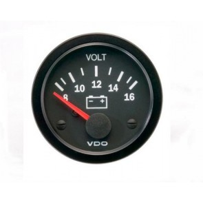 VDO Voltmeter Gauge, 52mm