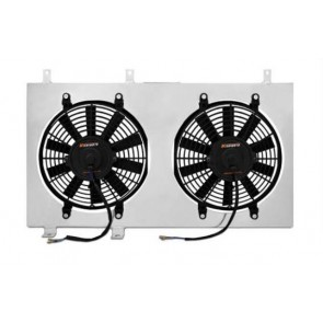 Mishimoto Nissan 180SX / 200SX S13 Performance Fan Shroud Kit, 1989-1995 SR20DET Engine