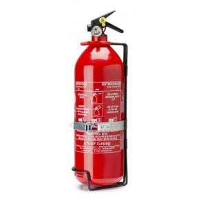 Sparco 014773BSS2 Fire Extinguisher