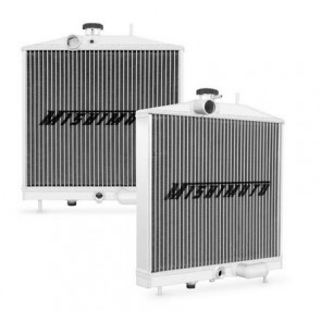 Mishimoto Honda Civic EG W/K-Swap Performance Radiator, 1992-1995