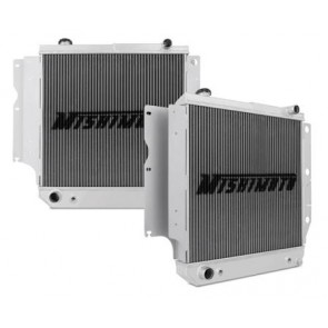 Mishimoto Jeep Wrangler YJ and TJ Performance Radiator, 1987-2006