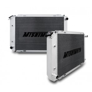 Mishimoto Ford Mustang Performance Radiator, 1979-1993 Automatic