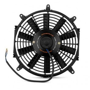 "Mishimoto Slim Electric Fan 12"", BLACK"