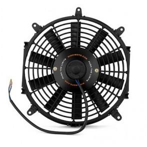 "Mishimoto Slim Electric Fan 12"", BLACK"