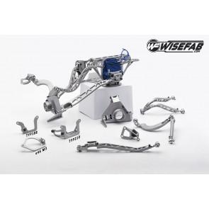 Wisefab BMW e36 Rally e32 TYP210 Final Drive Kit