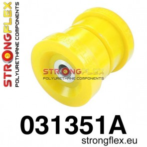 Strongflex 031351A: Rear beam - rear mounting bush SPORT
