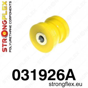 Strongflex 031926A: Front suspension - rear bush SPORT