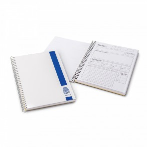 Sparco Co-driver Notebook