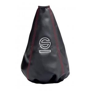 Sparco Basic Gear Knob Gaiter (Red)