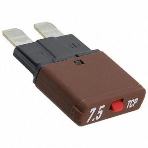 Sandtler Circuit breaker, Push to Reset, 7.5A