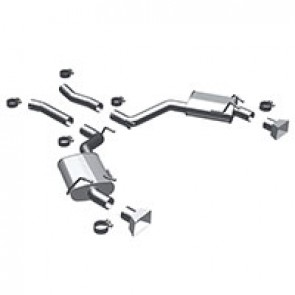 MagnaFlow Axle-Back system (15096)