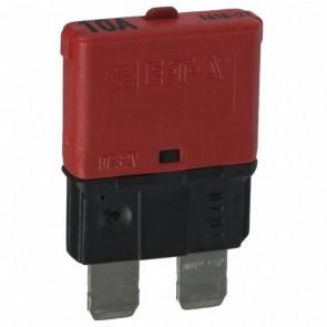 Sandtler Circuit breaker, Push to Reset, 10A