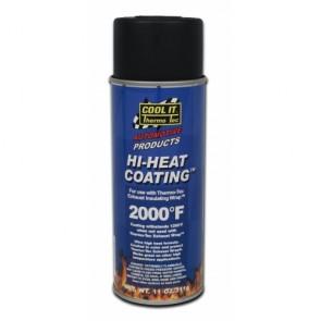 Thermo-Tec Hi-Heat Coating Spray, Black