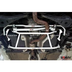 Ultraracing Audi TTS Quat. /Golf 5 R32 / 6 R36  Rear Swaybar 24mm