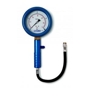 Sparco Air Pressure Gauge BAR/PSI