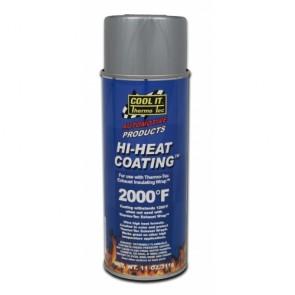 Thermo-Tec Hi-Heat Coating Spray, Silver