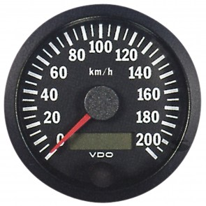 VDO Speedometer (0-200km/h)