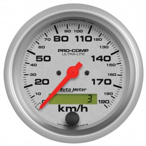 Auto Meter Ultra-Lite Electrical Speedometer
