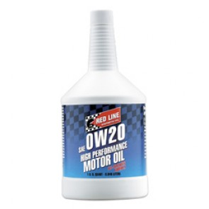 Red Line 0W20 Motor Oil Quart