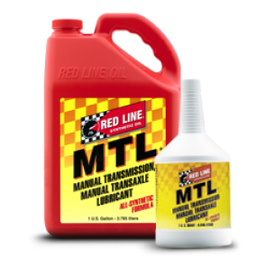 Red Line MTL 70W80 GL-4 Gear Oil, Quart