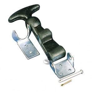 Sandtler Sandtler Steel hood pins with rubber holder (long)