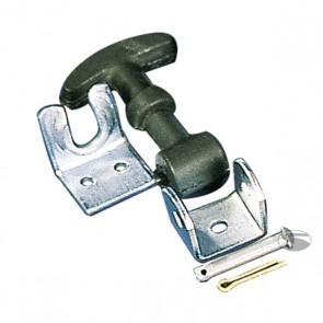 Sandtler Steel hood pins with rubber holder (short)