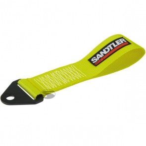 Sandtler Tow strap, neon yellow