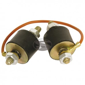 Facet Fuel pump mounting brackets