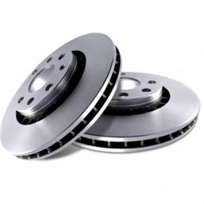 EBC Brakes Standard Discs/Drums (Front, D1272)