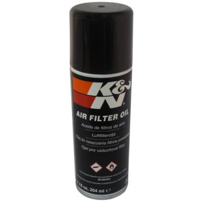 K&N Air Filter Oil - 7.18 oz  204ml Aerosol - International