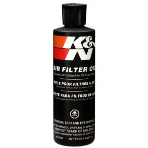 K&N Air Filter Oil - 8oz Squeeze
