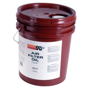 K&N Air Filter Oil - 5 gal