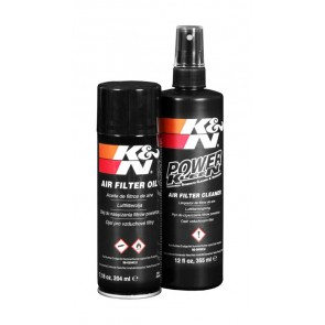 K&N Filter Care Service Kit Aerosol - International