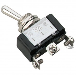 Sandtler Switch, On/Off/On, 25A