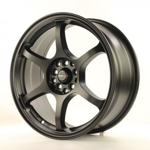 Japan Racing JR1 17x7 ET40 5x100/114 Matt Black